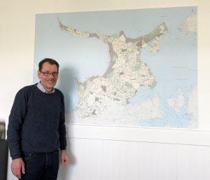 Hans Jørgen Olsen, Di-rector of Visit Odsherred