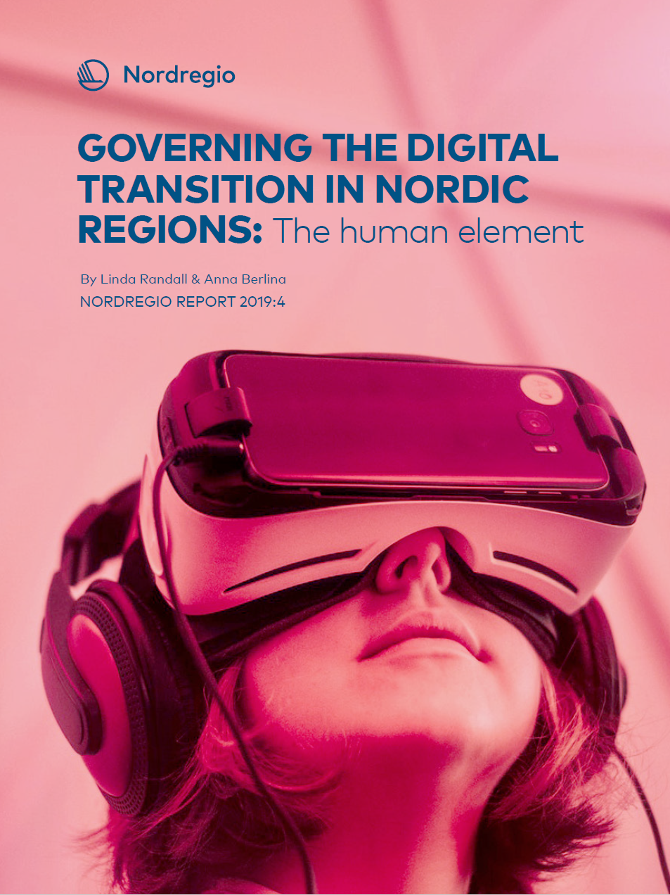 Governing the digital transition in Nordic Regions: The human element   Nordregio